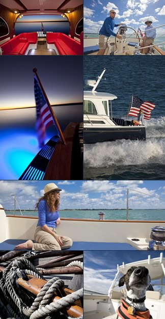 Visit Latitude at these Upcoming Spring Boat Shows!