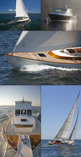 Latitude, Newport Shipyard and Around the Buoy to screen the movie WIND during the boat show!