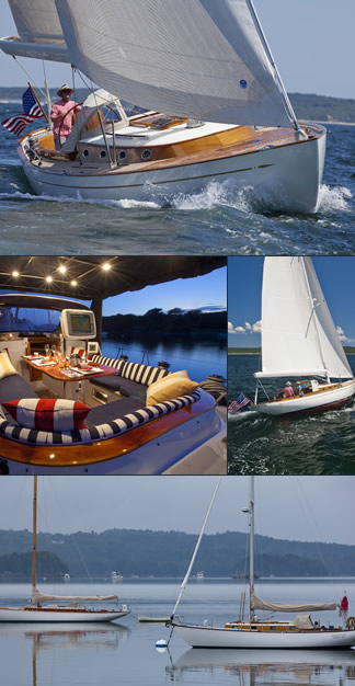 Tour our beautiful True North 33 with broker Gene Magnetti at the CT Spring Boat Show – May 3-5th